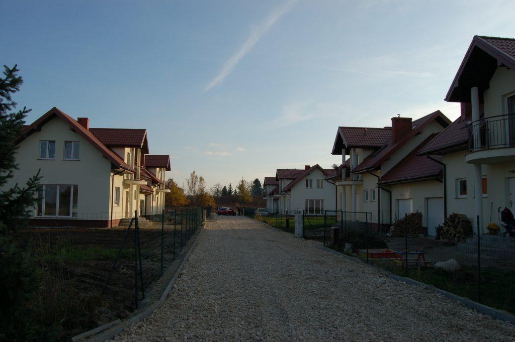 budowa domu w stanie deweloperskim Brwinów