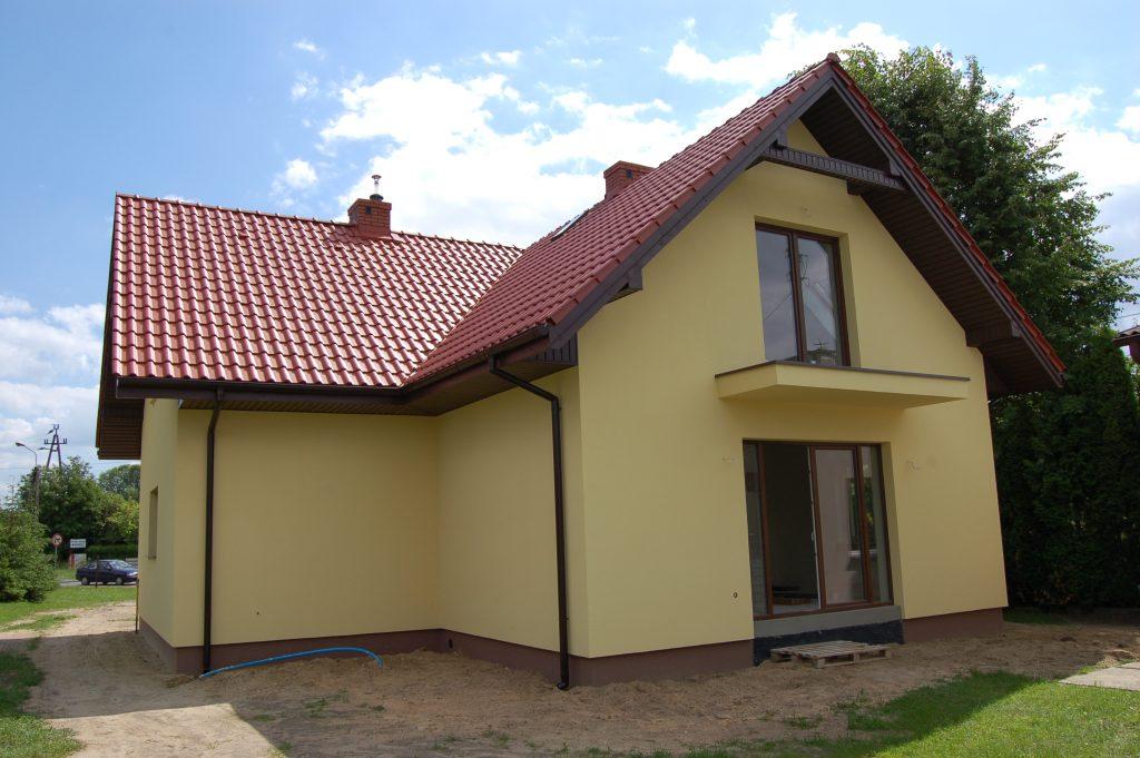 powiat piaseczyński - dom wybudowany przez cdevelopment na stan deweloperski