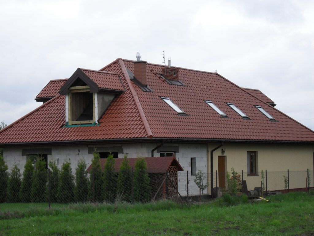 rozbudowa domu jednorodzinnego koło warszawy cdevelopemtn