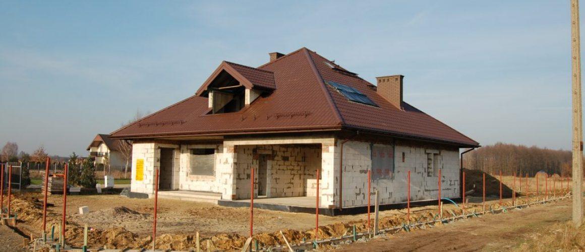budowa domu do stanu surowego warszawa 2021