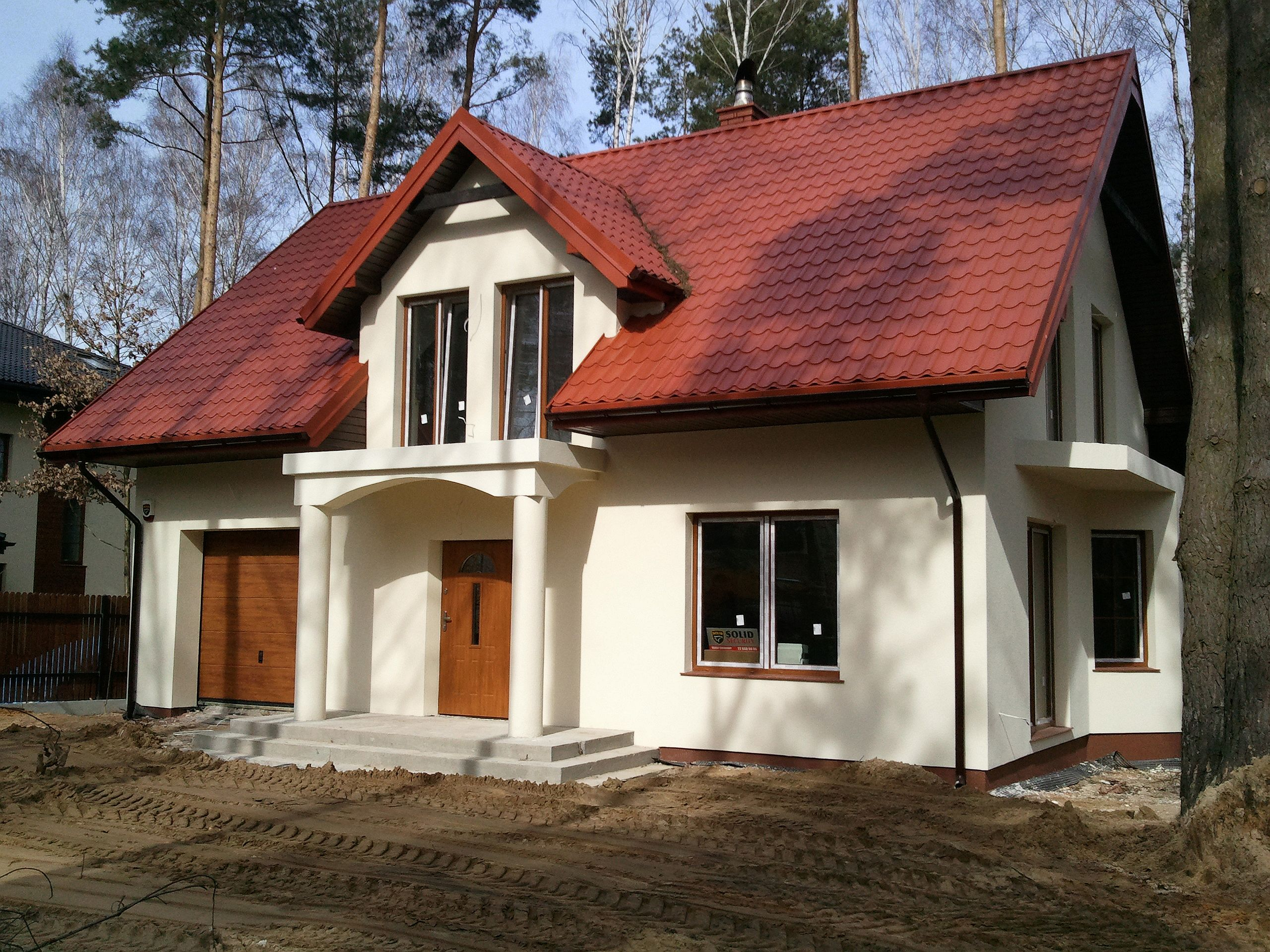 Piaseczno budowa domu cdevelopment stan deweloperski