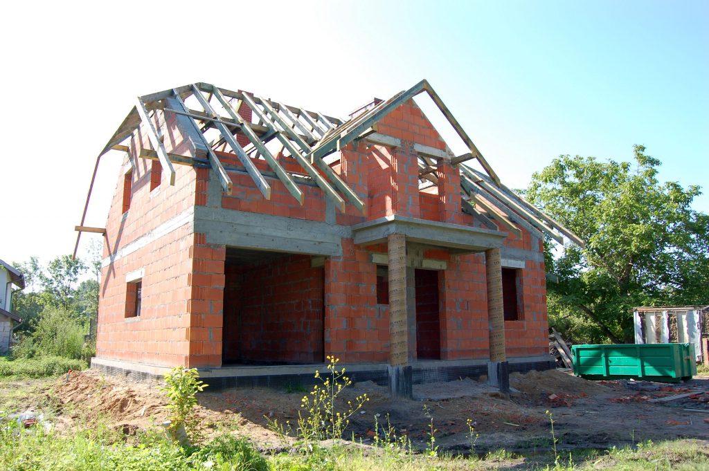 Jaktorów budowa domu z poddaszem cdevelopment
