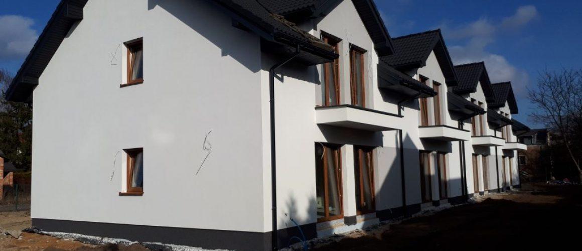 Cdeve;lopment - realizacja budowy domu 4lokalowego w okolicach Warszawy