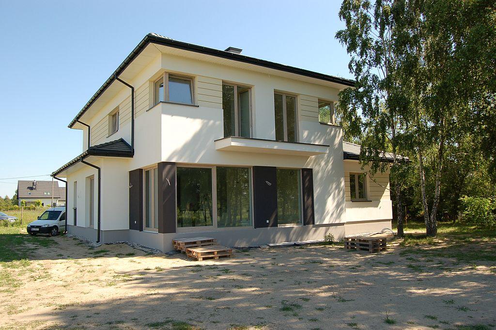 Gotowy dom w stanie deweloperskim pod warszawą - cdevelopment.pl