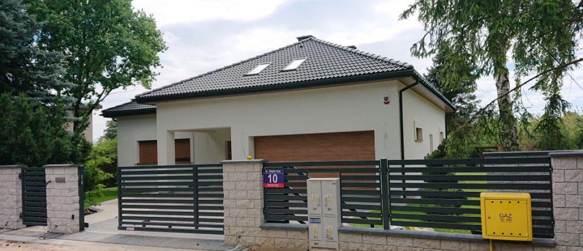 Pruszków dom jednorodzinny budowa cevelopment